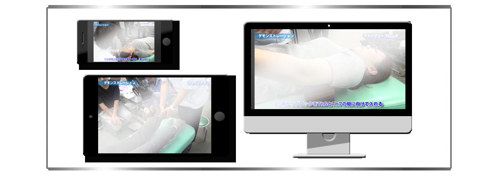 オンライン動画視聴サービス画像